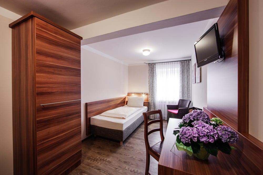 Hotel Altomünster, Hotel Maierbräu - Zimmer 21, Hotel Dachau