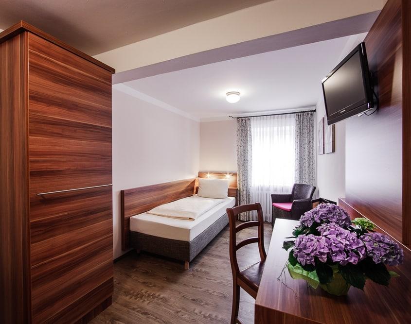 Hotel Altomünster, Hotel Maierbräu - Zimmer 21