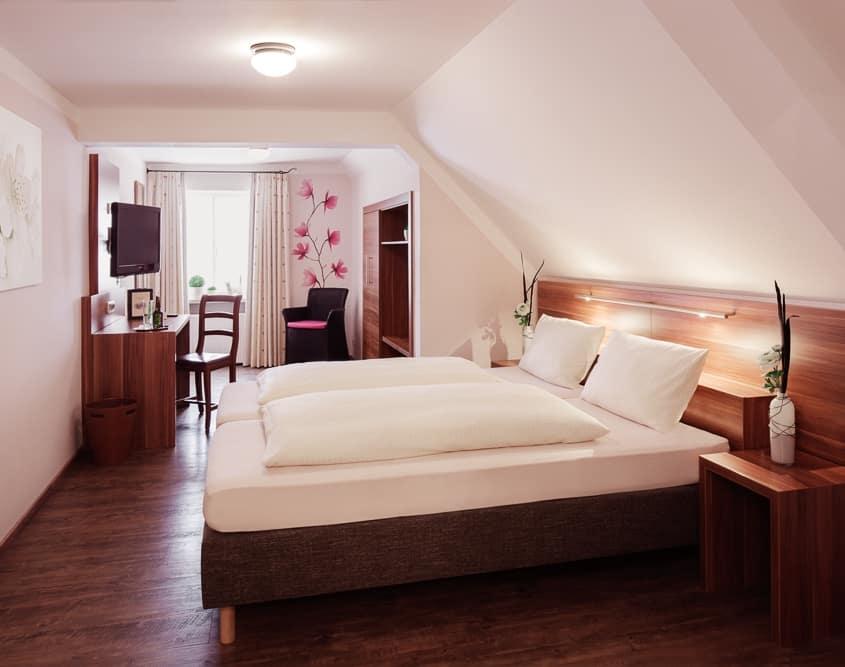 Hotel Altomünster, Hotel Maierbräu - Zimmer 24