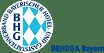 Hotel Maierbräu Logo DEHOGA