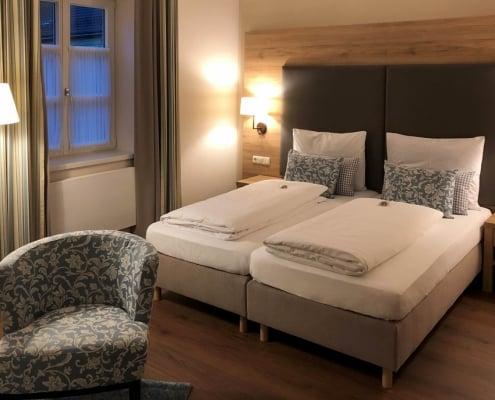 Hotel Maierbräu Altomünster - Doppelzimmer