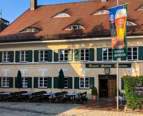 Hotel Maierbräu Altomünster - Aussenansicht